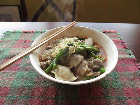 Alfred Ng - Wonton Noodle