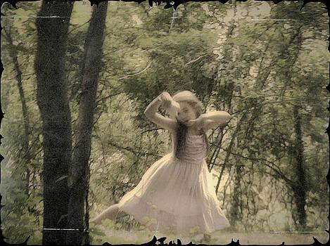 Wood Nymph  by Jennifer Woodworth