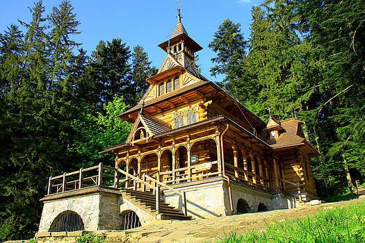 Kamil Swiatek - Wooden Chapel 2