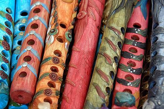 Wooden Flutes by Don Margulis