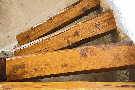 Kantilal Patel - Wooden polished Steps