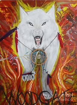 Woodgate Spirit Wolf by Matt Gregor
