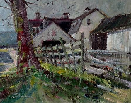 Woodwynn Fence by Ron Wilson