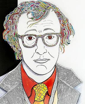 Woody Allen by Ben Gormley