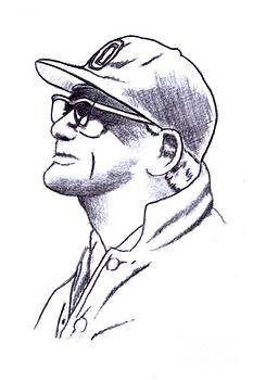 Woody Hayes by Gerard  Schneider Jr