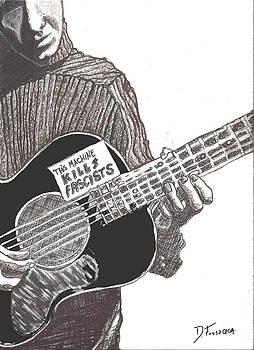 Woody Sez by David Fossaceca