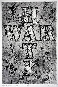Word Art by Gerald Lambert