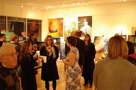 Lisa Kramer - Work Featured at TwoRules Fine Art Gallery