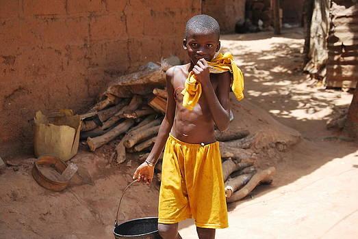 Working Child by Kamel Rekouane