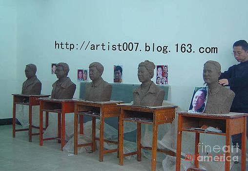 Workroom by Lihuabing Lihuabing