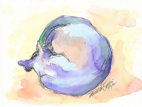 World Cat by Bernadette Kazmarski