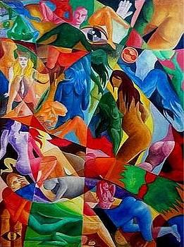 World of the Sex by Samwais Art