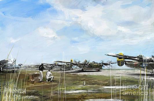 world war 2 Pantanella by Ondrej Soukup