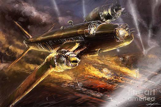 world war 2 Strike hard strike sure by Ondrej Soukup