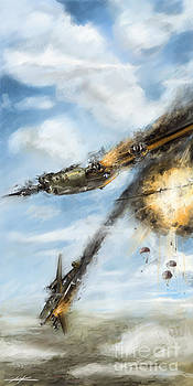 world war 2 The worst moment by Ondrej Soukup
