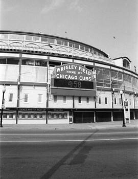 Joe Michelli - Wrigley Field