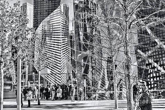 Chuck Kuhn - WTC Memorial I