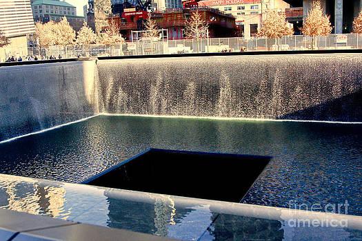 Chuck Kuhn - WTC Memorial III
