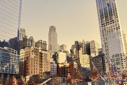 Chuck Kuhn - WTC View