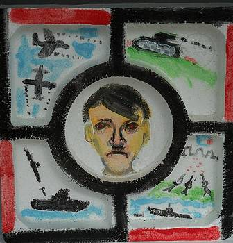 WW ll by Jay Manne-Crusoe