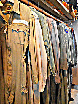 Kimberly Perry - WWII Flight Suits