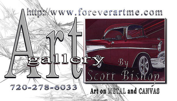www.ForeverArtMe.com by Scott O Bishop