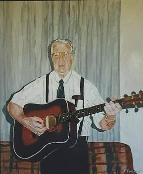 Wyatt Forrest Artist Father by Terry Forrest
