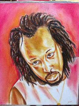 Wyclef Jean by James  Thompson