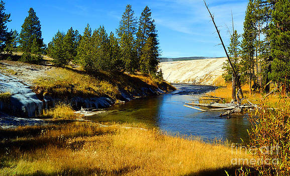 Wyoming river 1 by Daniel Dodd