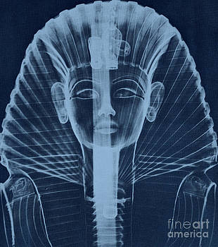 Photo Researchers - X-ray Of An Egyptian Mask