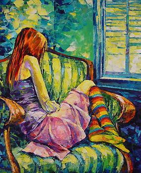 Xenia by Keren Gorzhaltsan