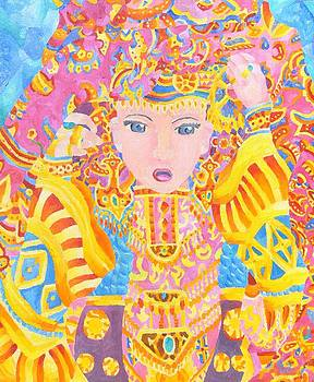 Xinjiang Bride by George Zhang