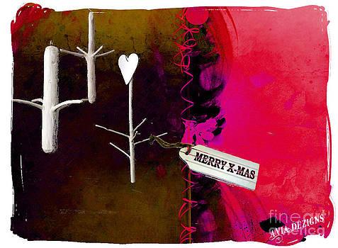 Xmas ver.1 by Astrid Van Loopik