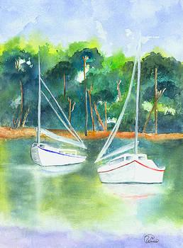 Yacht Club by Wendy Cunico