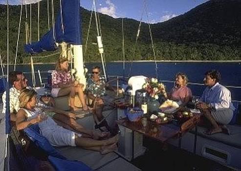 Don Kreuter - Yacht Cockpit Cocktail Party