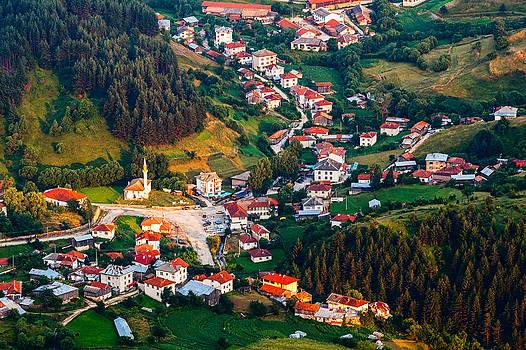 Yagodina Village by Evgeni Dinev