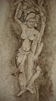 Yakshi by Ashwini Tatkar