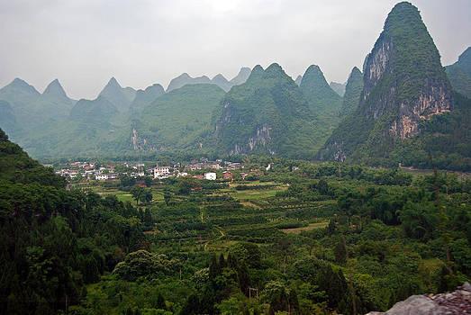 Harvey Barrison - Yangdi Village