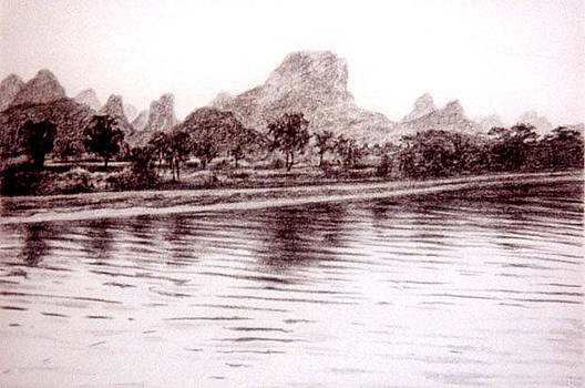Yangtze by Helene Schmittgen