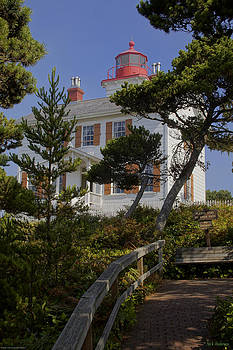 Mick Anderson - Yaquina Bay Lighthouse