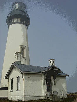 Glenna McRae - Yaquina Head Lighthouse Newport Oregon
