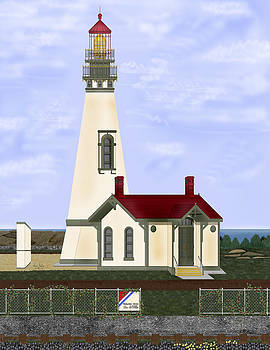 Yaquina Head Revisited by Anne Norskog