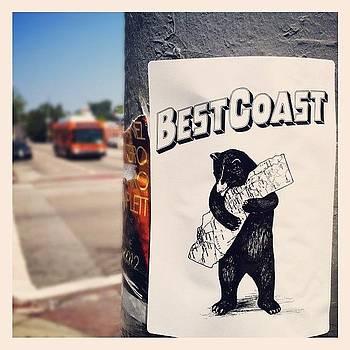Yeah Yeah! #cali #westcoast #bestcoast by Andres Cruz