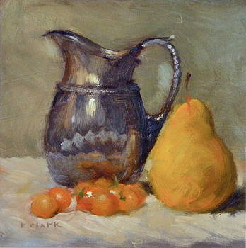 Yellow and Orange by Roger Clark