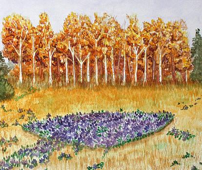 Dorothy Riley - Yellow Autumn