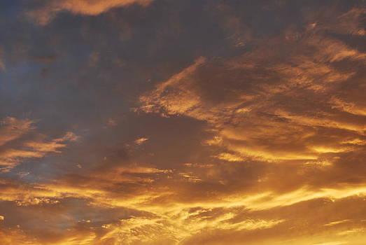 Michelle Cruz - Yellow Clouds
