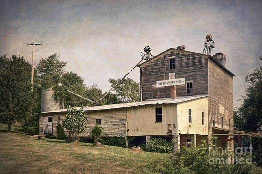 Yellow Spring Mill by Susan Isakson