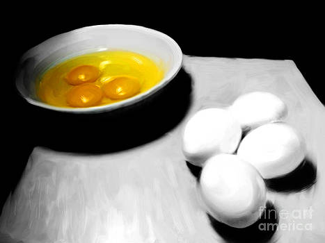 Anne Ferguson - Yellow Yolks