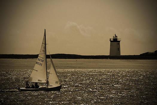 Karol Livote - Yesterdays Sail