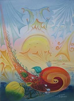 Yield Of The Sun by Jan Husarik